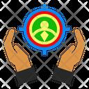 Marketing Task Command Icon