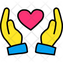 Care Love Romance Icon