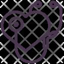Care Treatment Hospital Icon