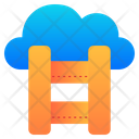Career Career Promotion Ladder Icon