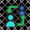 Career Job Switch Icon