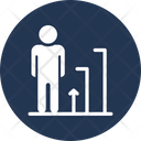 Career Advancement Career Growth Job Promotion Icon