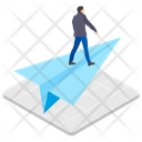 Career Advancement Icon