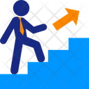 Career Ascension Icon