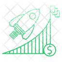 Career Advancement Growth Icon