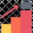 Career Ladder Analysis Icon