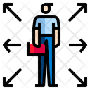 Opportunity Career Solution Icon