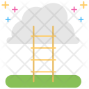 Ladder Cloud Competition Icon