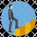 Career Arrows Development Icon