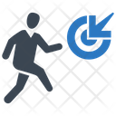 Career Business Focus Icon