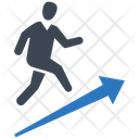 Career Competition Growth Icon