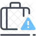 Baggage Attention Carefully Icon
