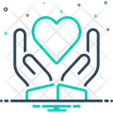 Carefully Health Heart Icon