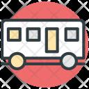 Cargo Trailer Caravan Icon