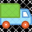 Cargo Commercial Car Icon