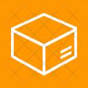Cargo Box Parcel Icon