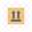 Cargo Parcel Delivery Icon