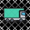 Cargo Delivery Logistics Icon
