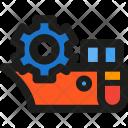 Ship Cargo Icon