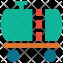 Cargo Delivery Train Icon