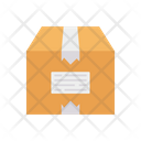 Cargo Logistic Parcel Icon