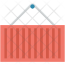 Cargo Container Freight Icon
