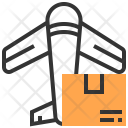 Cargo Letter Mail Icon