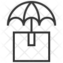 Cargo Protection Safety Icon