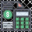 Cargo Bill Invoice Transaction Icon