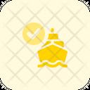 Cargo Check Icon