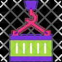 Cargo consignment Icon