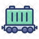 Cargo Container Cargo Train Container Icon