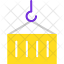 Container Cargo Container Loading Icon