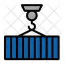 Box Cargo Container Icon