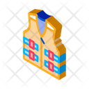 Life Vest Attraction Icon
