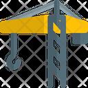 Cargo Crane Crane Container Crane Icon