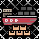 Cargo Delivery Parcel Cargo Icon