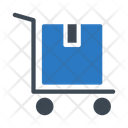 Cargo Dolly Icon