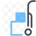 Box Cart Delivery Icon