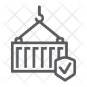 Cargo Insurance Delivery Icon