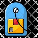 Cargo Label Cargo Tag Cargo Sticker Icon