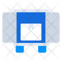 Parcel Loading Cargo Loading Cargo Container Icon