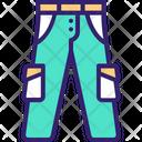 Cargo Pants Icon