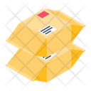 Cargo Parcels Delivery Packaging Packages Icon