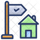 Cargo Post Office Icon