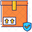 Cargo Shipping Package Icon