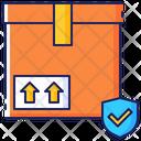Cargo protection Icon