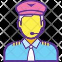 Cargo Representative Icon