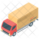 Delivery Service Cargo Service Online Shopping Icon