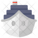 Cargo Ship Delivery Ship Cruise Ship Icon
